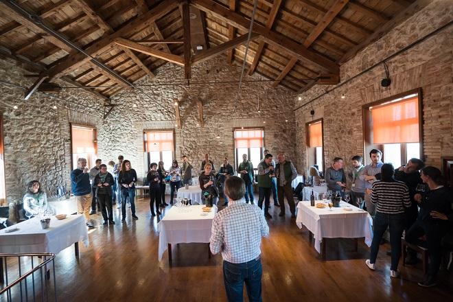 Visits to vineyards & wineries
